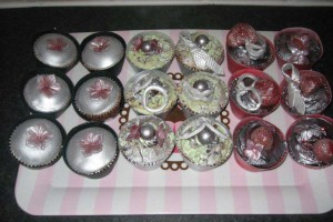 50 Shades Cupcakes Wicklow