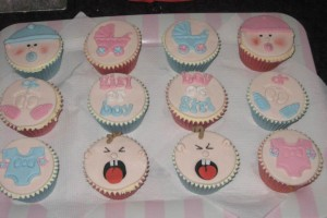 Baby Shower Cupcakes Wicklow