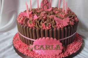 Chocolate Birthday Cake Wicklow