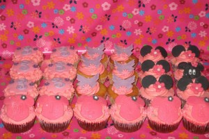 Chocolate with Vanilla Buttercream Cupcakes Wicklow