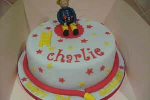 Fireman Sam Birthday Cake Wicklow
