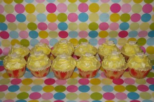 Lemon Cupcakes Wicklow