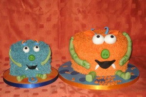 Monster Birthday Cakes Wicklow