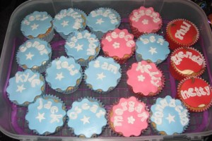 School Cupcakes Wicklow