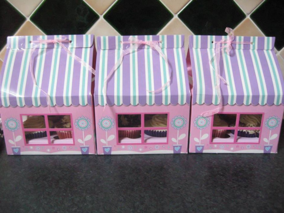 Cupcake Boxes Wicklow