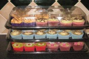 Trays of Cupcakes Wicklow