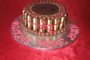 Welcome Home Cake Wicklow
